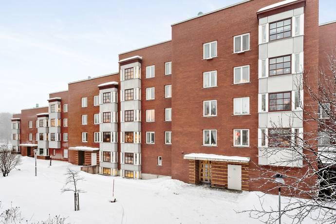 Bild: 1,5 rum bostadsrätt på Radiomasten 13, Luleå kommun Mjölkudden