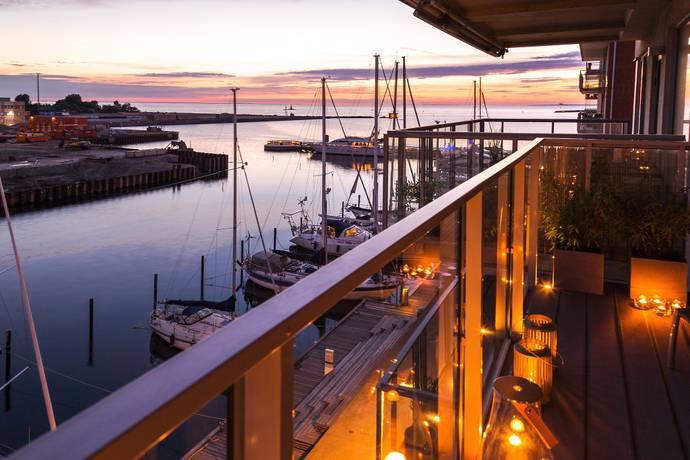 Bild: 2 rum bostadsrätt på Krankajen 36, Malmö kommun Dockan