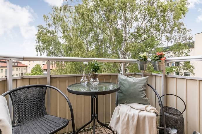 Bild: 2 rum bostadsrätt på Geijersgatan 12A, Uppsala kommun Luthagen
