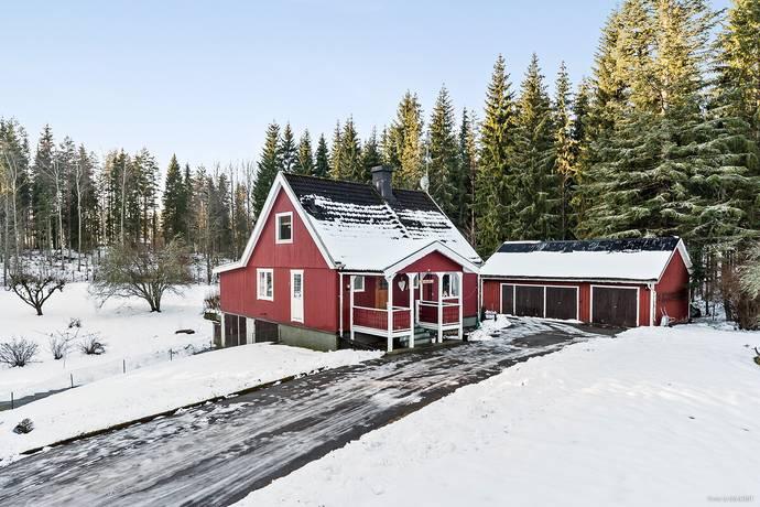 Bild: 5 rum villa på Risatorpet Solhörnan 1, Eksjö kommun