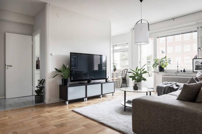 Bild: 2 rum bostadsrätt på Dannemoragatan 18, 4tr, Stockholms kommun Vasastan