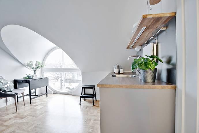 Bild: 18 m² bostadsrätt på Voltavägen 4, Stockholms kommun Bromma - Ulvsunda