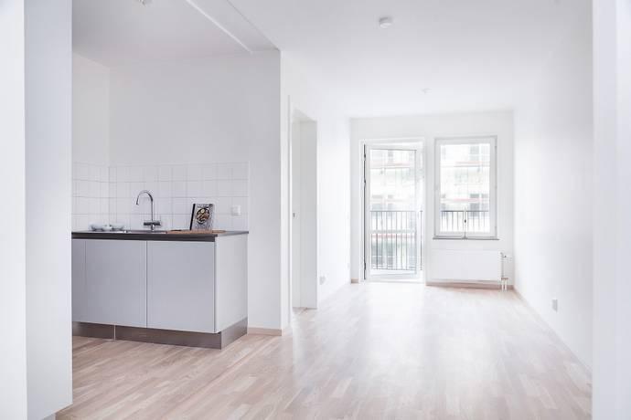 Bild: 2 rum bostadsrätt på Hovslagarevägen 23, 2 tr, Sollentuna kommun Edsängen