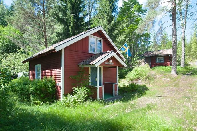 Bild: 1 rum fritidshus på Högsbyvägen 28, Munkfors kommun Ransäter