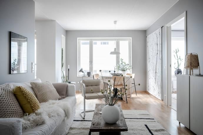 Bild: 2 rum bostadsrätt på Borstbindaregatan 17, Göteborgs kommun Kvillebäcken