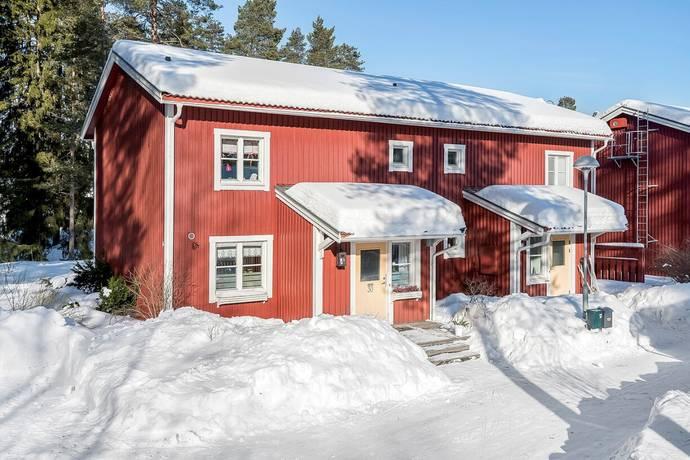 Bild: 4 rum bostadsrätt på Rosettvägen 30, Umeå kommun Röbäck