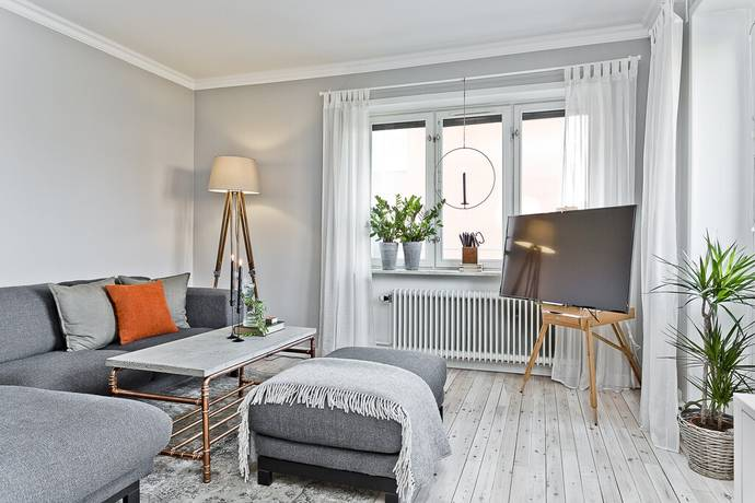 Bild: 2 rum bostadsrätt på Vaksalagatan 38A, Uppsala kommun Höganäs