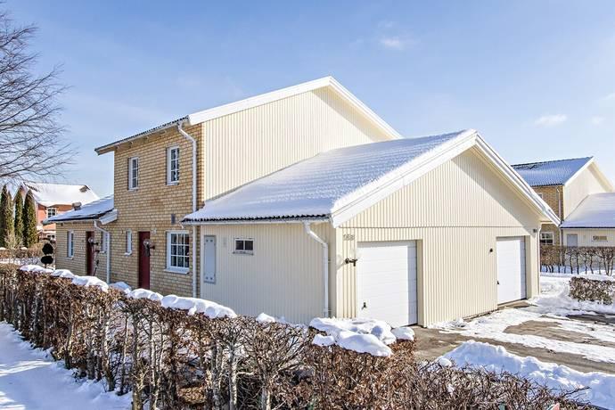 Bild: 4 rum villa på Majorsgatan 16A, Höörs kommun Centrala Höör