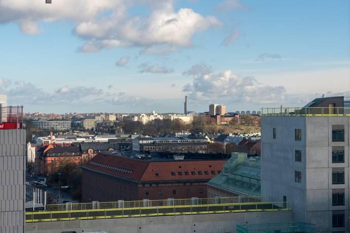 Bild: 3 rum bostadsrätt på Nina Einhorns Gata 7, 16tr, Stockholms kommun Vasastan/Hagastaden