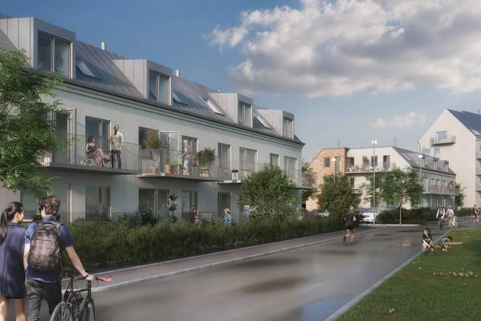 Bild: 3 rum bostadsrätt på Litteraturgatan 219, Göteborgs kommun Hisings Backa