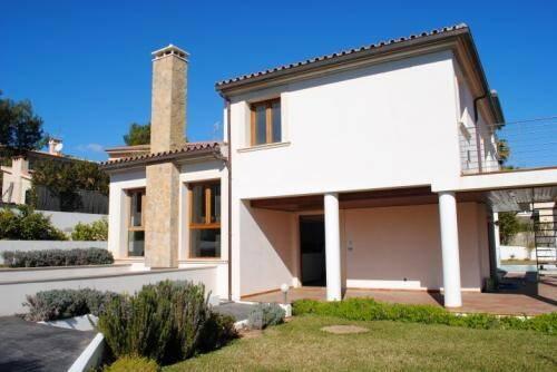 Bild: 267 m² villa på Mallorca - Nybyggd villa Santa Ponsa, Spanien Santa Ponsa - Palma