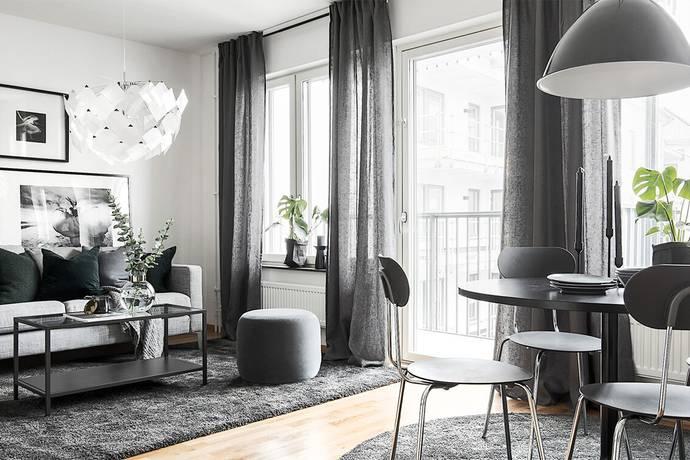 Bild: 1 rum bostadsrätt på Götalandsvägen 211 A, Stockholms kommun Älvsjö Station