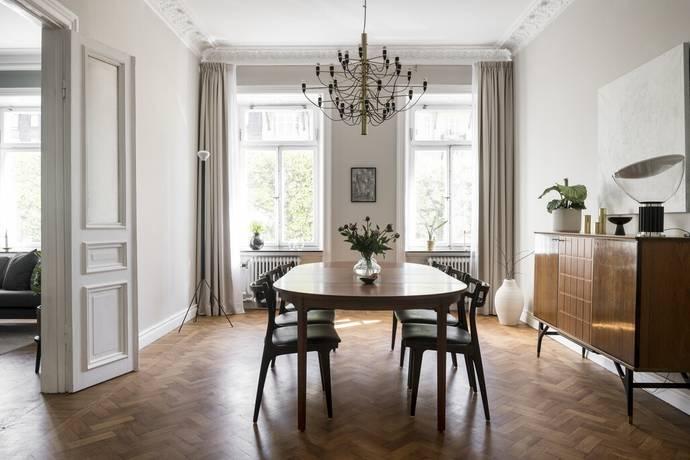 Bild: 3 rum bostadsrätt på Narvavägen 33, Stockholms kommun Östermalm