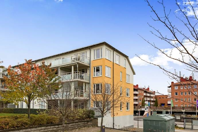 Bild: 3 rum bostadsrätt på Nygatan 14, Strängnäs kommun Centralt