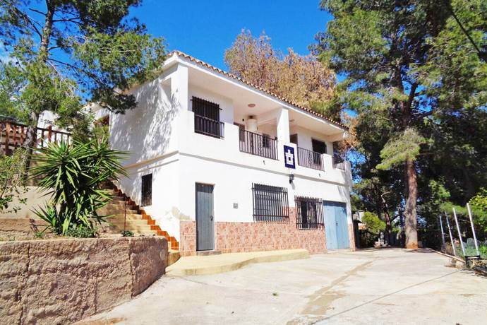 Bild: 7 rum villa på VILLA MED POOL ATT RENOVERA, Spanien ALBALAT DEL TARONGERS - SEGART