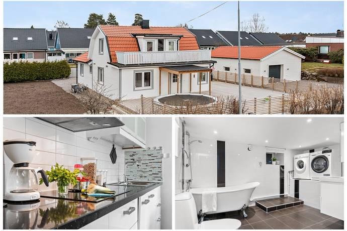 Bild: 4 rum villa på Restadvägen 13, Vänersborgs kommun Mariedal