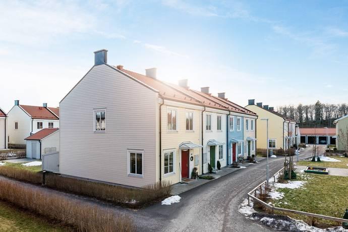 Bild: 4 rum radhus på Ivar samuelssons gata 56, Linköpings kommun Harvestad