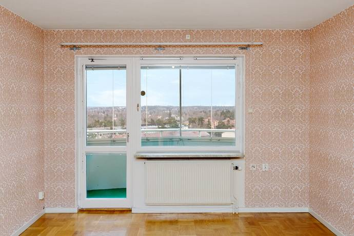 Bild: 3 rum bostadsrätt på Eva bonniers gata 4, Stockholms kommun Fruängen