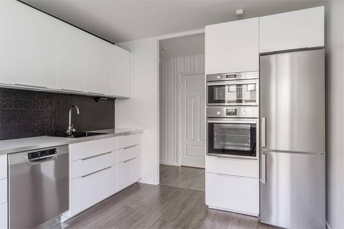 Bild: 2 rum bostadsrätt på Norrbackavägen 30, Oskarshamns kommun Norrtorn
