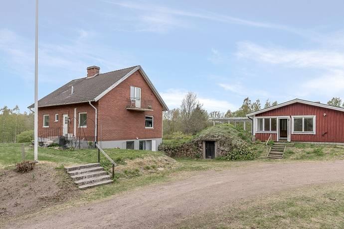 Bild: 6 rum villa på Lilla Öjhult Bäckåkra, Gislaveds kommun