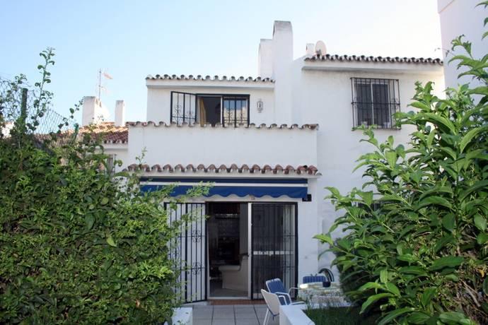 Bild: 3 rum radhus på Radhus i Estepona, Costa del Sol, Spanien Estepona