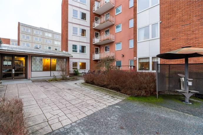 Bild: 1 rum bostadsrätt på Sveavägen 2A, Örebro kommun Öster