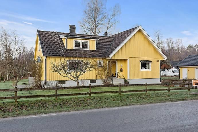 Bild: 6 rum villa på Kungsvägen 105, Örkelljunga kommun Skånes Fagerhult
