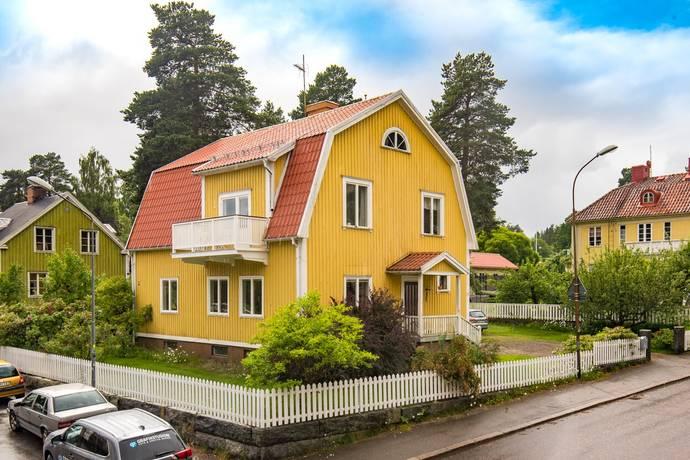 Bild: 7 rum villa på Jakobsbergsvägen 13, Hudiksvalls kommun