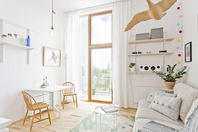 Bild: 1 rum bostadsrätt på Torgny Segerstedts Allé 27B, Uppsala kommun Rosendal