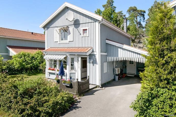 Bild: 4 rum villa på Rosenmalmsvägen 22, Värmdö kommun INGARÖ