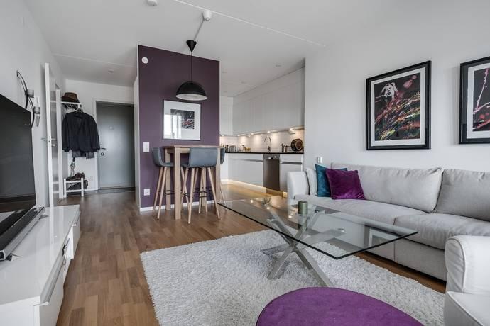 Bild: 2 rum bostadsrätt på Restalundsvägen 2, Örebro kommun Öster