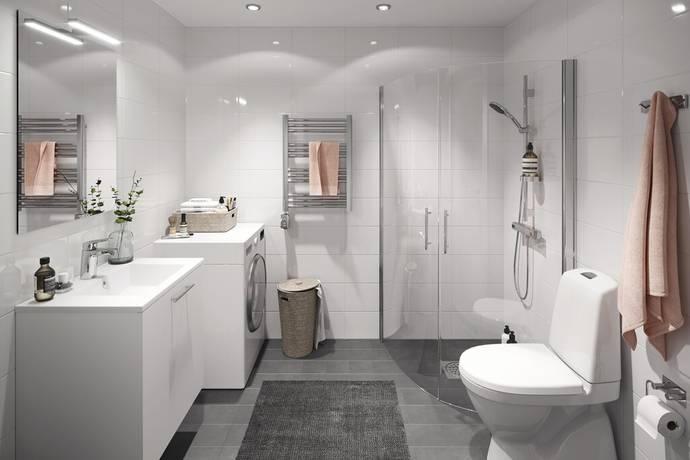 Bild: 3 rum bostadsrätt på Utsikten, Lgh 1205, Sverige Gårdsten