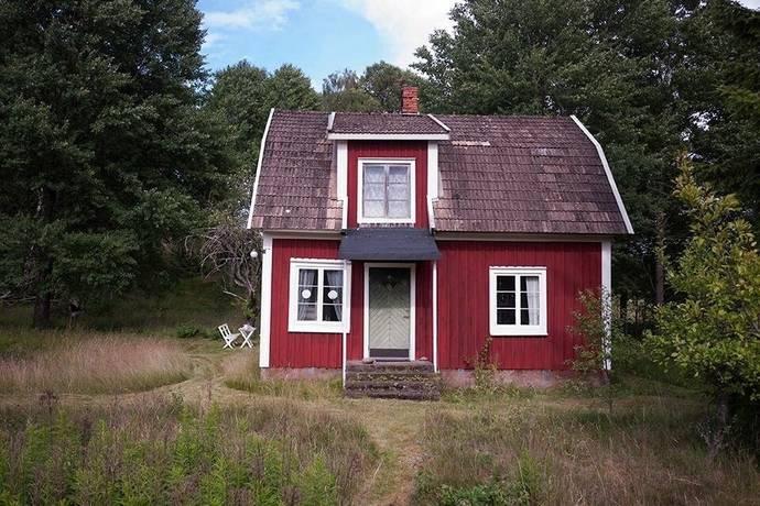 Bild: 4 rum fritidshus på Trällebo Södergård 3, Tingsryds kommun Älmeboda