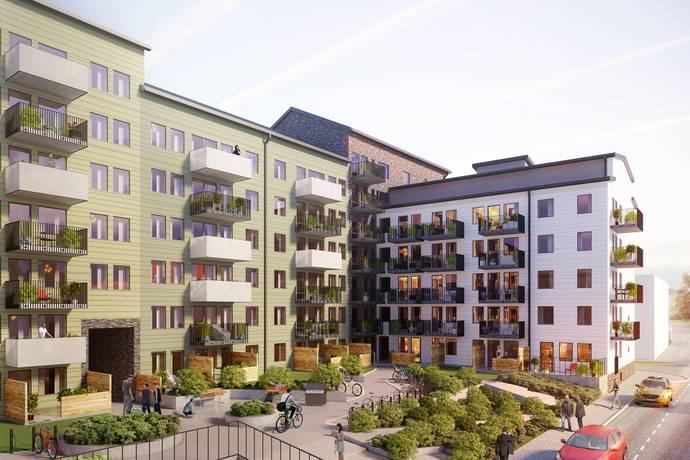 Bild: 3 rum bostadsrätt på Råbyvägen 57 H, Uppsala kommun Gränby
