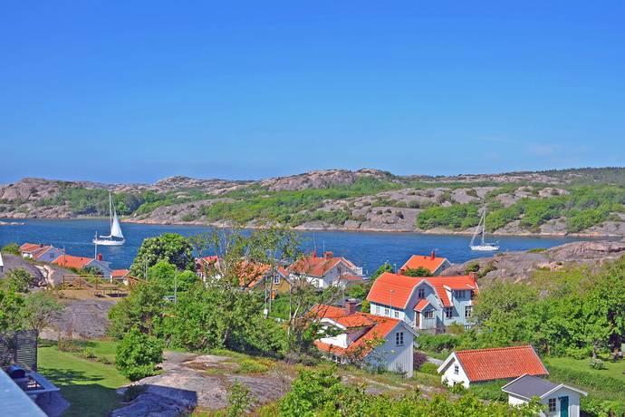 Bild: 5 rum villa på Slotteberget 7, Tanums kommun Slottet
