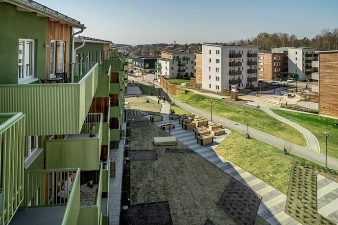Bild: 3 rum bostadsrätt på Boplatsvägen 19, Sundbybergs kommun Järvastaden