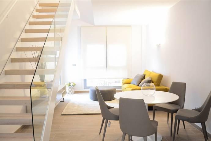 Bild: 4 rum radhus på Amalia Dupleks, 4 rum m trädgård och takterrass, Spanien Costa Blanca-Torrevieja