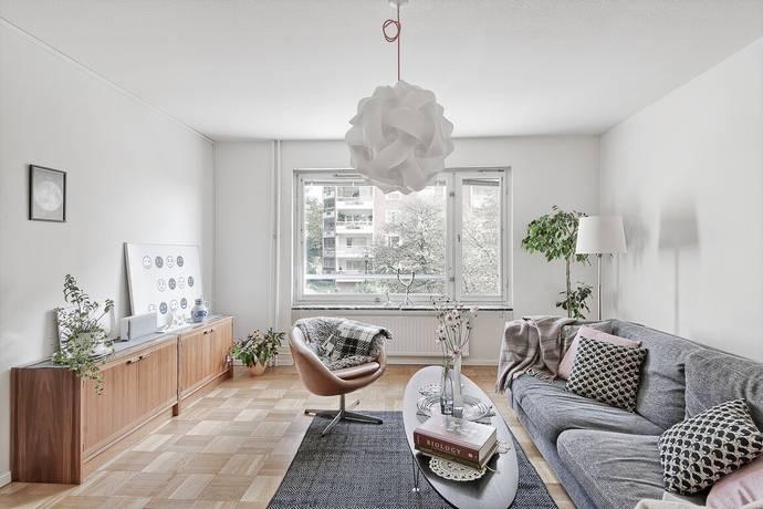 Bild: 3 rum bostadsrätt på Klippgatan 12C, Solna kommun Solna Centrum