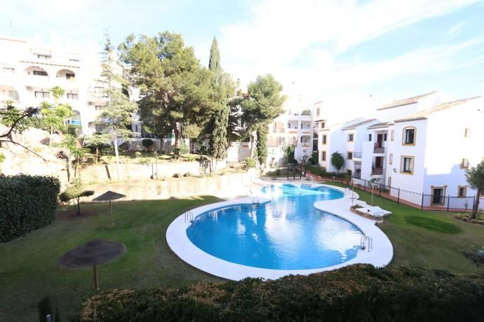Bild: 3 rum bostadsrätt på Lägenhet i Mijas Costa, Costa del Sol, Spanien Mijas Costa