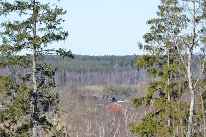 Bild: tomt på Tomtmark Lerdala, Skövde kommun Lerdala