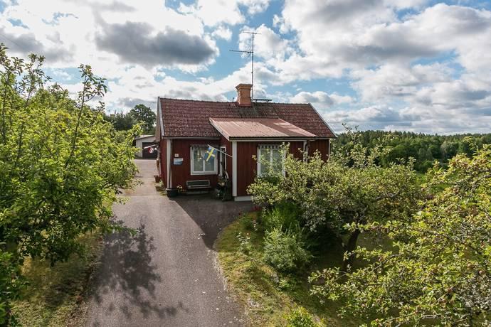 Bild: 5 rum villa på Krogarebacken 11, Oskarshamns kommun Kristdala