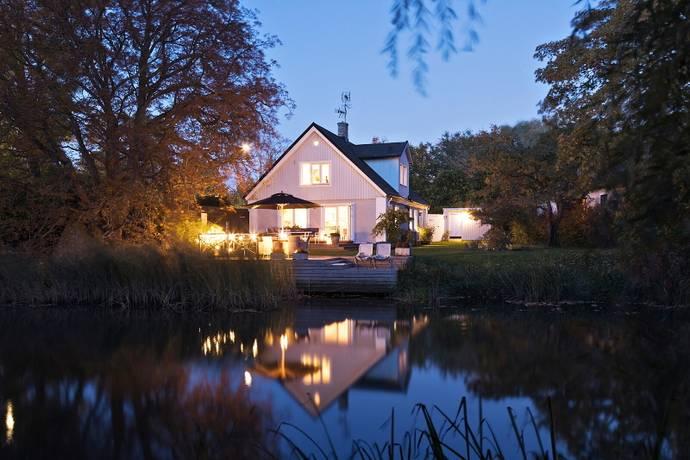 Bild: 5 rum villa på Strandvägen 2, Lomma kommun Lomma - Gamla delen