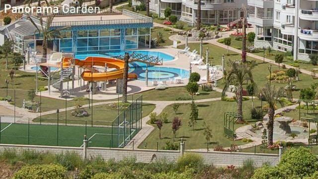 Bild: bostadsrätt på Alanya Panorama Garden, Turkiet Cikcilli Alanya