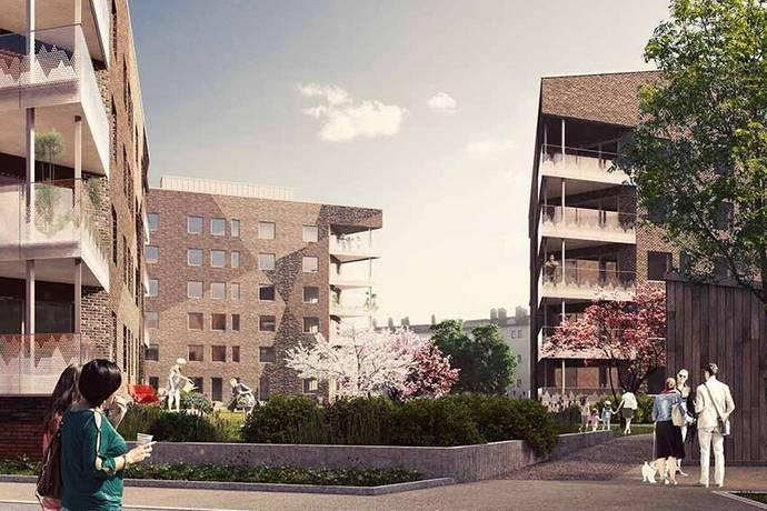 Bild: 4 rum bostadsrätt på Kungsljusgatan 11, Västerås kommun Gideonsberg