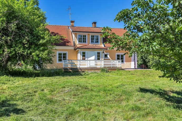 Bild: 5 rum villa på Rasbo prästgård 9, Uppsala kommun Rasbo