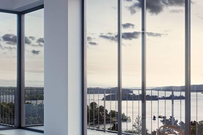 Bild: 5 rum bostadsrätt på Fabrikörvägen 6, Nacka kommun Nacka Strand