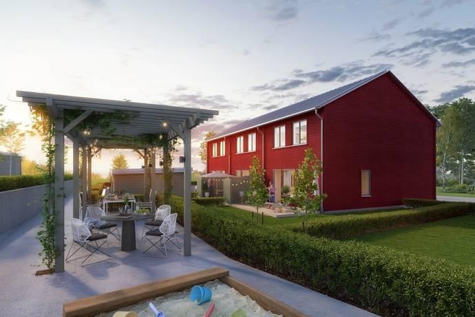 Bild: 5 rum bostadsrätt på Brf Grönskan, Växjö kommun Bredvik