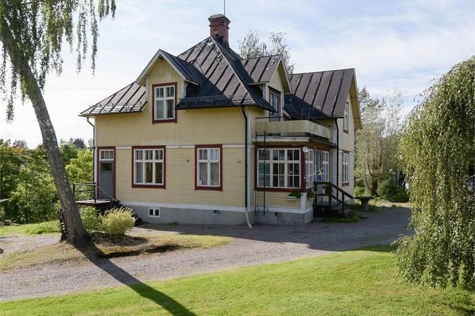 Bild: 5 rum villa på Klostergatan 32, Hedemora kommun Långshyttan