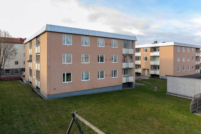 Bild: 4 rum bostadsrätt på Hallströmsgatan 15, Västerviks kommun Östermalm