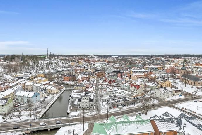 Bild: 4 rum bostadsrätt på Ångbåtsgatan 2- 2405, Norrtälje kommun Norrtälje Hamn
